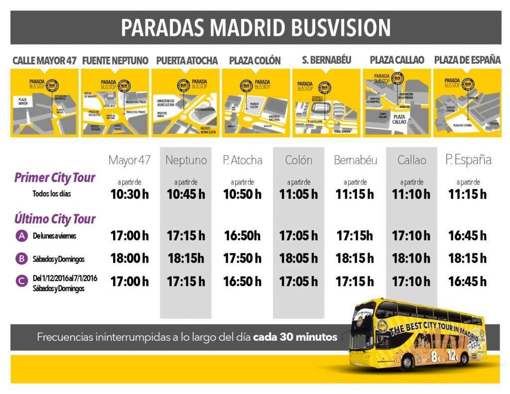 horarios-madrid-busvision