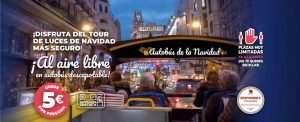 Autobús de la navidad Navibus